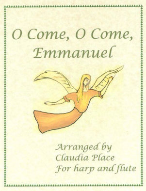 O Come, O Come Emmanuel by Claudia Place