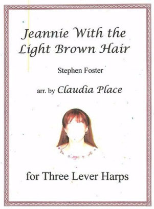 Jeannie with the Light Brown Hair by Claudia Place