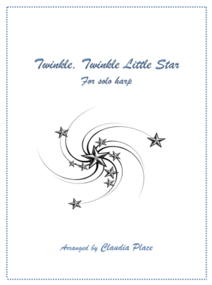Twinkle, Twinkle Little Star by Claudia Place