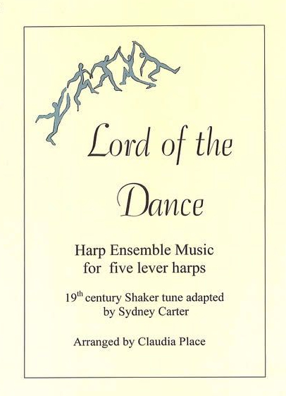 Lord of the Dance by Claudia Place